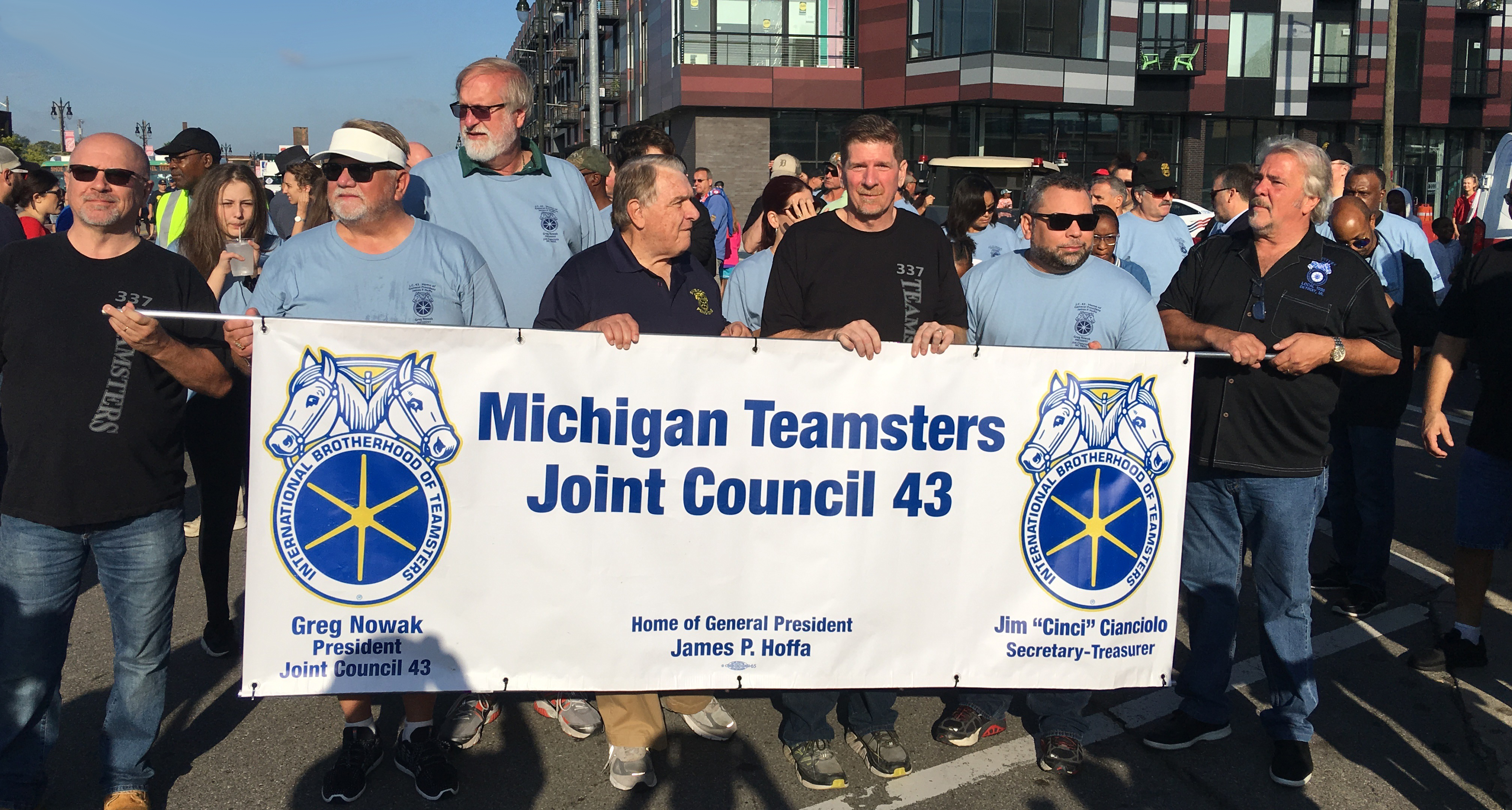 Teamsters Joint Council #43